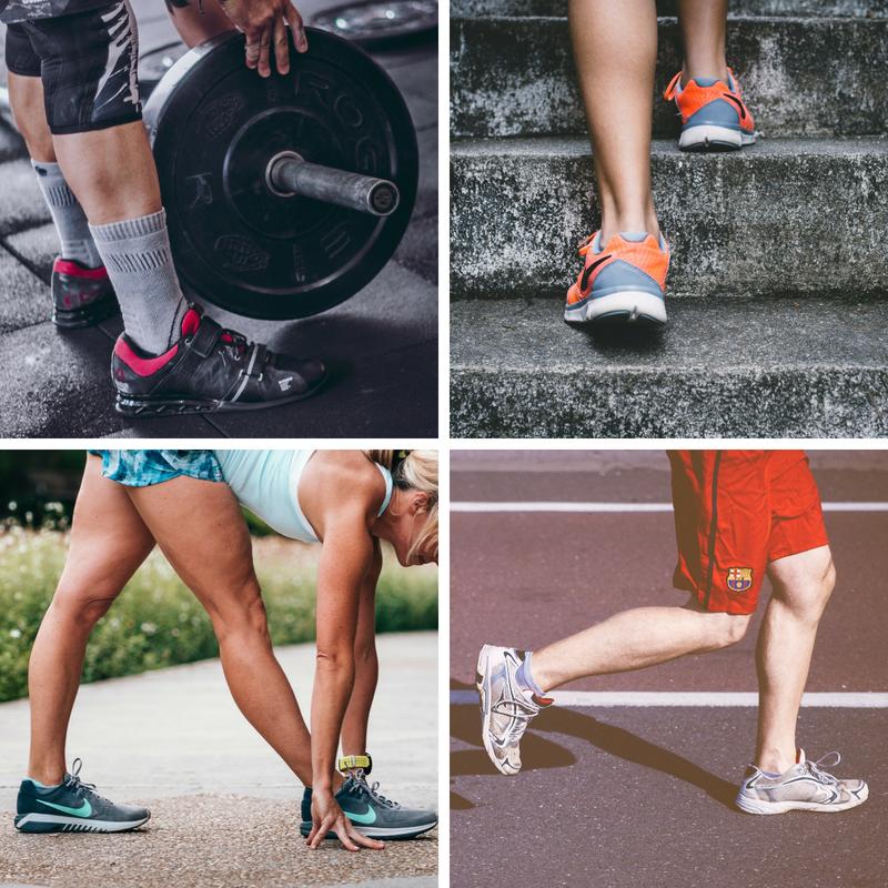 Foot, Calf, Thigh (Leg Lower Extremity)